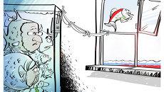 Венгрия плывет против течения