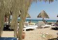 """Пляж отеля """"Жасмин"""" в египетской Хургаде"""