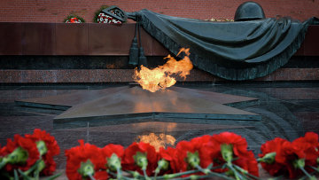 Могила Неизвестного солдата. Архивное фото