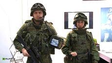 Суперэкипировка и подводный АК – новинки вооружения из РФ в Абу-Даби