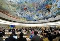 Заседание Совета по правам человека ООН