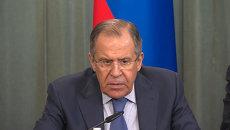 Смехотворные требования - Лавров об условиях Киева по перемирию в Донбассе