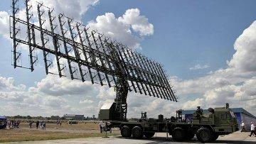 Радиолокационный комплекс ПВО Небо-МE. Архивное фото