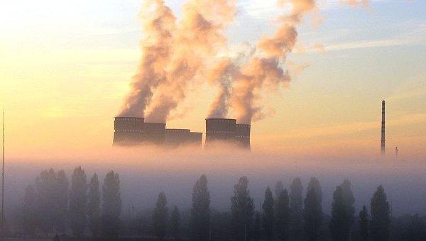 Ровенская АЭС, Украина. Архивное фото