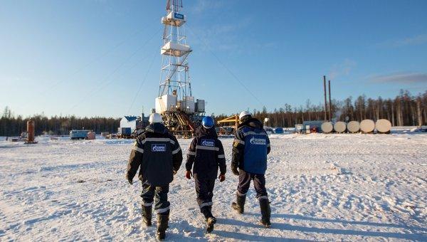 Разработка газового месторождения в Иркутской области. Архивное фото