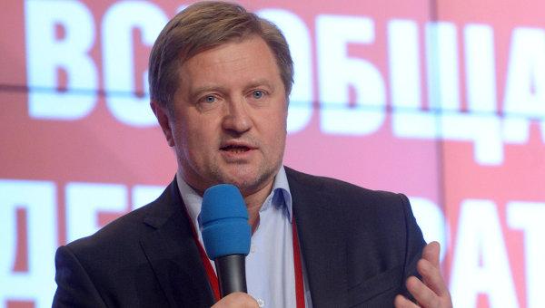 Генеральный директор Института ЕврАзЭС Владимир Лепехин