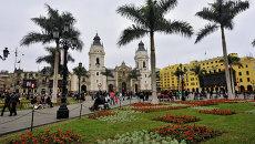 Перу. Архивное фото