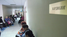 Поликлиника, архивное фото