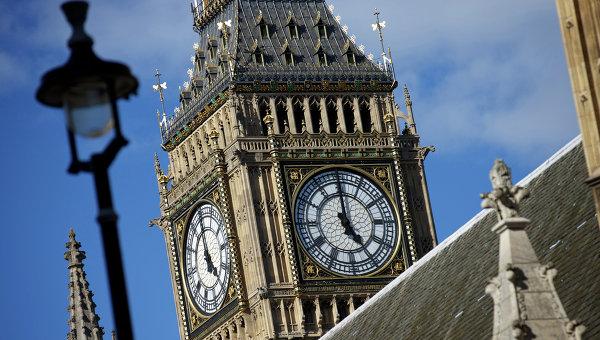 Великобритания. Лондон. Архивное фото.