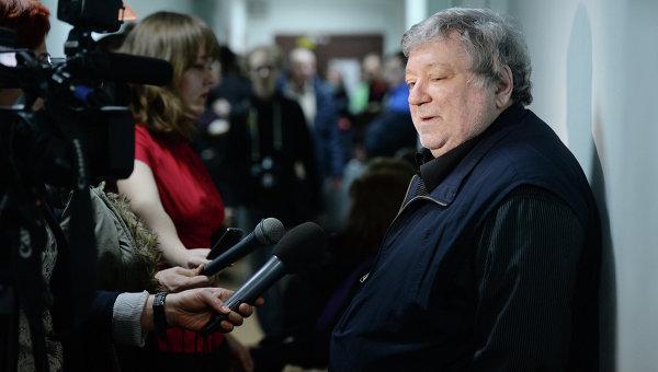 Бывший директор Новосибирского театра оперы и балета Борис Мездрич. Архивное фото