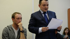 Заседание суда по делу в отношении режиссера постановки Тангейзер Тимофея Кулябина. Архивное фото