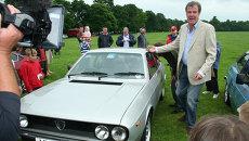 Ведущий программы Top Gear Джереми Кларксон. Архивное фото