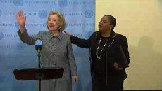 Это было разрешено – Клинтон об использовании личной почты в Госдепе