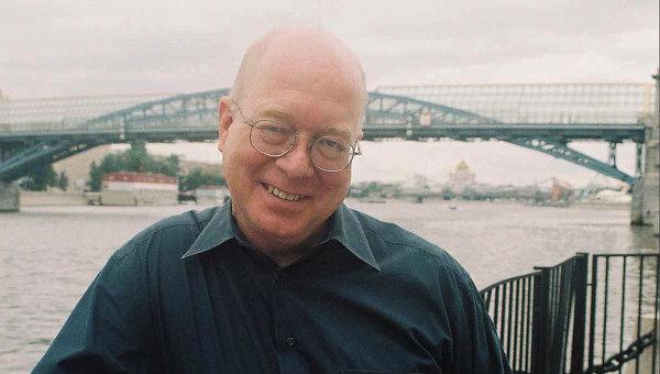Вице-президент Евразия-центра Эрл Расмуссен, архивное фото