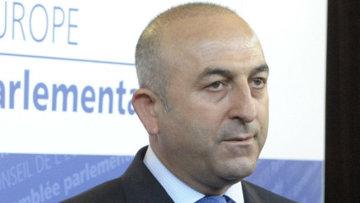 Министр иностранных дел Турции Мевлют Чавушоглу. Архивное фото.