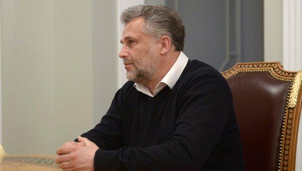 Бизнесмен и общественный деятель Алексей Чалый. Архивное фото