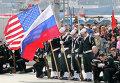 Празднование Дня Победы во Владивостоке
