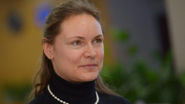 Общественный деятель и журналист из Германии Маргарита Зайдлер