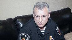 Ветеран севастопольского спецподразделения Беркут Роман Ефременко