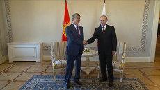 Скучно будет без сплетен – Путин о слухах насчет своего отсутствия