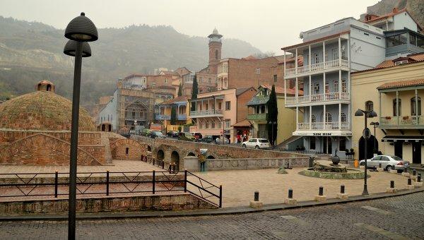 Тбилиси. Архивное фото