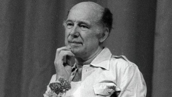 Народный артист СССР Иннокентий Смоктуновский
