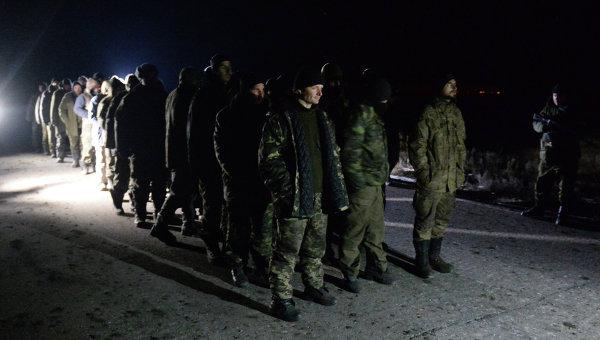 Обмен пленными между Украиной и ДНР и ЛНР. Архивное фото