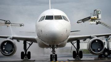 Самолет Airbus A320. Архивное фото