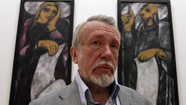 Директор Русского музея Владимир Гусев. Архивное фото