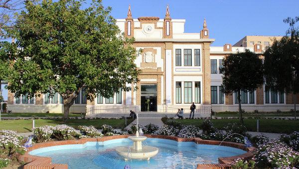 Открытие Русского музея в Малаге. Испания. Архив