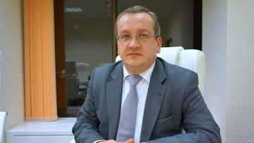 Вице-президент Некоммерческого партнерства ГЛОНАСС Евгений Белянко