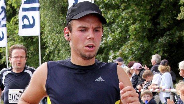 Второй пилот разбившегося во Франции самолета Germanwings Андреас Лубитц. Архивное фото