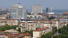 Вид на Волгоград. Архивное фото