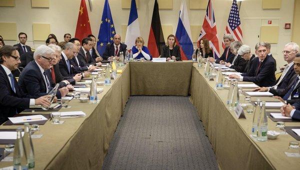 Переговоры шестерки по иранской ядерной программе в швейцарской Лозанне