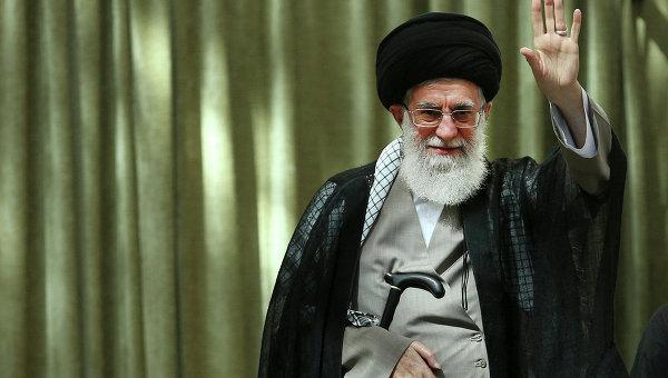 Аятолла Али Хаменеи. Архивное фото