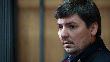 Директор Шереметьевского профсоюза летного состава Алексей Шляпников в суде. Архивное фото
