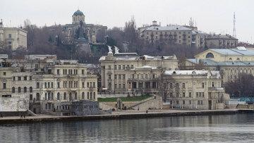 Город Севастополь. Архивное фото