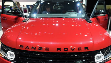 Автомобиль Range Rover