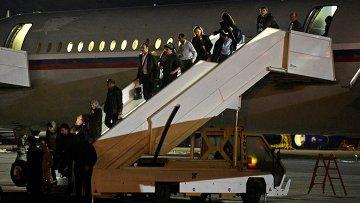 Самолет с россиянами из Йемена прибыл в Подмосковье. Архивное фото