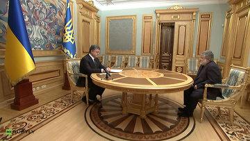 Коломойский поблагодарил Порошенко за сотрудничество после своей отставки
