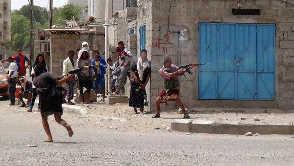 Ситуация в Адене. Йемен. Архивное фото