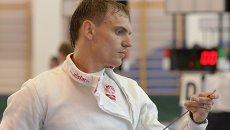 Российский спортсмен Илья Фролов. Архивное фото