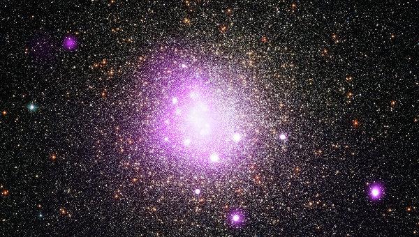 Шаровое скопление NGC 6388, где был найден необычный белый карлик - планетоед