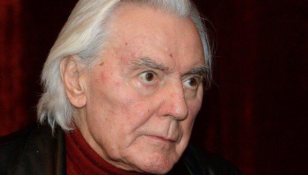Народный артист СССР, актер Виктор Коршунов