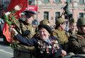 Празднование 9 мая в Санкт-Петербурге