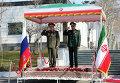 Министр обороны РФ Сергей Шойгу и министр обороны Ирана бригадный генерал Хосейн Дехган
