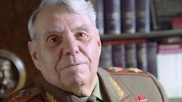 Александр Михайлович Василевский, маршал Советского Союза, дважды Герой Советского Союза