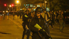 Беспорядки в Балтиморе: сожженные машины и нацгвардия на улицах города