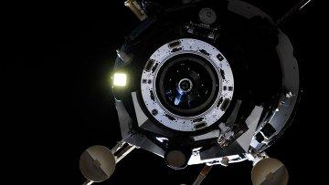 Грузовой космический корабль Прогресс. Архивное фото