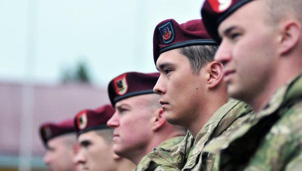 Военнослужащие 173-й бригады армии США. Архивное фото